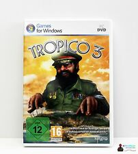 PC Computer Spiel - TROPICO 3 - Win XP, Vista, 7 - Komplett in Hülle OVP