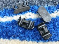 FORD fiesta mk1 mk2 xr2 supersprt   BRAKE PIPE  CLIPS X 4 FOR 3/16 PIPE