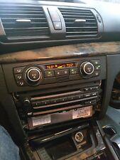 BMW E90 E91 E92 AC HEATER AIR CONDITION CLIMATE CONTROL CHROME KNOBS DIALS #2