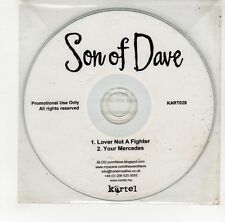 (GO224) Son Of Dave, Lover Not A Fighter - DJ CD