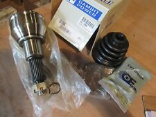 QUADRAX HEAVY DUTY CV JOINT SET - REAR OUTER - POLARIS MANY - SEE LIST IN AD