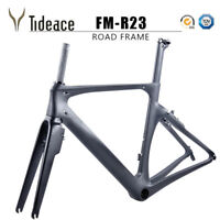Carbon Road Cycling Bike Frames With Clips+Forks+Seatposts 700C Carbon Frames