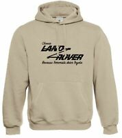 Mens Choose Landrover Because Toyota Terrorists Funny Rival Hoodie S - 5XL