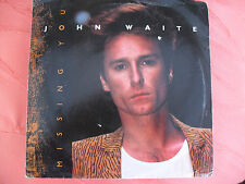 John Waite - Missing You / For Your Love - EMI EA 182