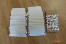 """Vertical Blind Bottom Weights and Stabilizing chain 3.5"""" x 89mm   New Packs"""