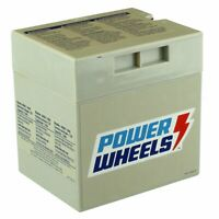 Power Wheels Gray 12 Volt Battery Fisher Price Grey 12V 00801-0638 Fisher Price