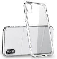 Clear Thin TPU Case For iPhone X XS Transparent Bumper Gel iPhone 10 10S Cover