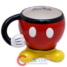 Disney Mickey Mouse Ceramics Mug with Arm Sculpture Cup