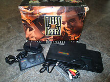 NEC Turbo Grafx Console * W/ Original Box * Near Complete CiB