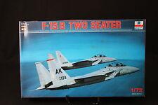 YA064 ESCI 1/72 maquette avion 9048 Biplace F15 B Two Seater