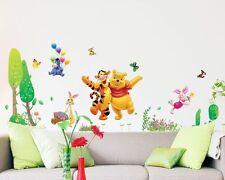 Wandtattoo Wandsticker Winnie Pooh Tigger Wandaufkleber Kinderzimmer Disney 5