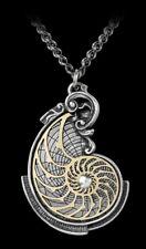 ALCHIMIA Collana - Fibonacci's Golden Spiral - GOTICO SCIENZA collana