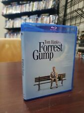 Forrest Gump 1994 25th Anniversary Blu-ray Remastered Tom Hanks w/ Slipcover