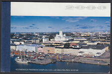 FINLAND BOOKLET :2000 450th Anniversary of Helsinki booklet complete SGSB67 MNH