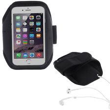 Fascia da braccio bracciale FORO + Auricolari Sport per iPhone 6 fitness corsa