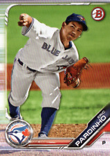 2019 Bowman Draft Lot of (50) Eric Pardinho BD-21 Blue Jays