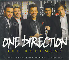 One Direction : The Document (DVD + CD)