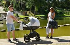 Baby Pram Pushchair MODO NEXT SWEET Leatherette Travel System 3in1 Car Seat ISO