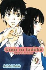 Kimi Ni Todoke Volume 9 by Karuho Shiina