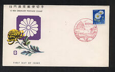 Japan 416 on cachet cover first day Ms0722