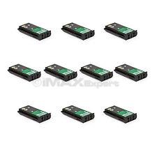 10 KNB-14A KNB-15A Battery for KENWOOD TK260G TK360G TK272G TK372G TK2100 TK3100