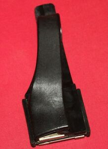 Colt Firearms Factory Detective Special 1st & 2nd issue Skeleton Belt Holster