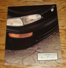 Original 1996 Geo Prizm Sales Brochure 96