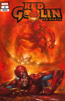 RED GOBLIN RED DEATH #1 Lucio Parrillo Variant Marvel 1st Print NM LTD to 1000