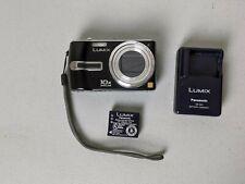 Panasonic LUMIX DMC-TZ3 7.2MP Digital Camera w/ Battery + Charger