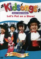 Kidsongs - Kidsongs: Let's Put on a Show [New DVD]