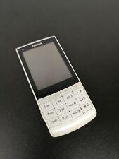 Nokia X3-02 - White Silver (Unlocked) Smartphone