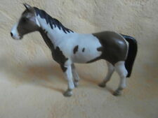Schleich caballo pinto de 42024 plan carro