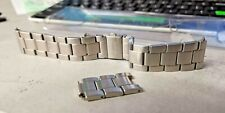 Stainless Steel Bracelet Replacement Strap For Fossil Smartwatch Gen 5
