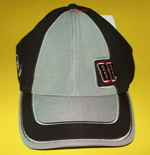 Dale Earnhardt Jr #88 JR Nation Shift Fitted Hat Black Gray Chase Authentics NWT