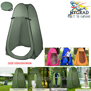 Outdoor Auto Pop Up Camping Privacy Shower Toilet Tent Changing Room For Protect