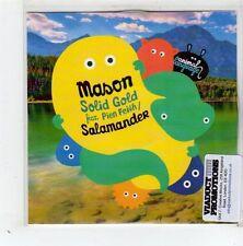 (GD575) Mason, Solid Gold ft Pien Feith/Salamander - 2014 DJ CD