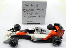 Tameo 1/43 Scale built kit - 15AUG15 McLaren Honda MP4/5 USA GP 1990 A Senna