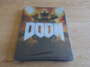 Doom *RARE* XBOX ONE - STEEL BOOK EDITION BRAND NEW, SEALED WITH XBOX SEAL