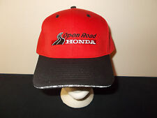 Honda Motorcycles ATVS cars trucks Open Road snapback hat sku22