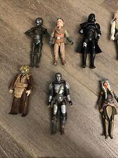 Star Wars Black Series Loose Lot 6 inch