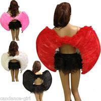 Classic Gothic Fallen Angel Devil Wings Fancy Halloween Dressed Costume 35*40cm