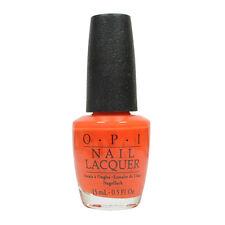 OPI Nail Polish Lacquer D39 Santa Monica Beach Peach 0.5oz 15ml