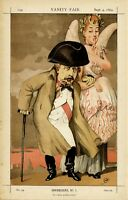 NAPOLEON III EMPEROR OF THE FRENCH ELDERLY NAPOLEON DYNASTY REIGNS OVER EUROPE