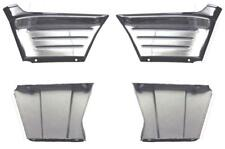 1956 Chevrolet Bel Air Fender Extension, 4 Piece Set, w/Brackets