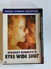 Eyes Wide Shut - Dvd (2001) (Stanley Kubrick Collection) Unopened Box