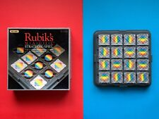 Original RUBIKS Magic STRATEGIE Spiel OVP Matchbox 1987 Rubicks PUZZLE Clock BOX