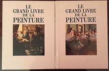 Le Grand Livre de la Peinture - 2 Volumes - Laurent J. Buinoud, Werner Schelling