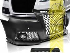 Frontstoßstange für Audi A3 8P auch für S3 und S-Line Grill schwarz chrom PDC