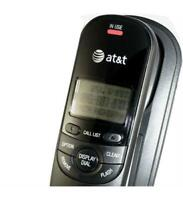 AT&T TR1909B Trimline Corded Phone with Caller ID, Black Brand New