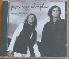 Jimmy Page & Robert Plant Unledded - No Quarter - CD - 1994 - 14 tracks